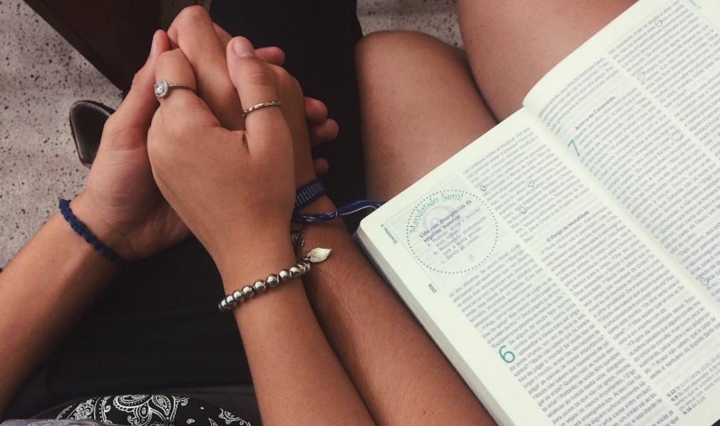Site de namoro cristão gera polêmica (Foto: Reprodução)