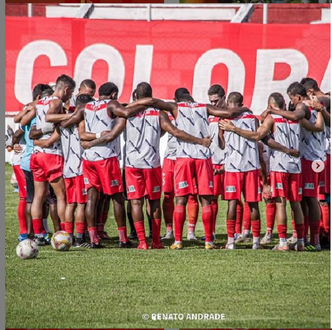 4 de Julho vence o Flamengo -PI e sobe na tabela do Piauiense- Foto: Instagram 4 de Julho