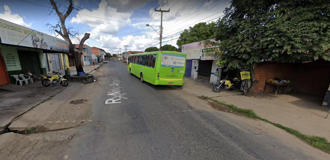 Mulher morre após ter perna esmagada ao descer de ônibus em THE - Imagem 1