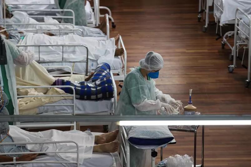 Alta transmissibilidade de variantes do coronavírus preocupa autoridades | FOTO: Danilo M Yoshioka/Futurapress/Estadão Conteúdo