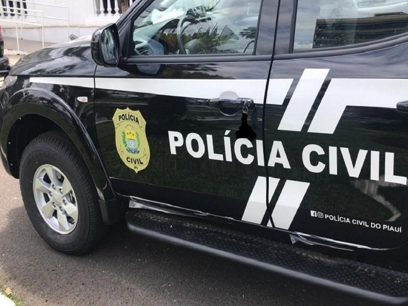 Viatura da Polícia Civil do Piauí - Foto: Divulgação