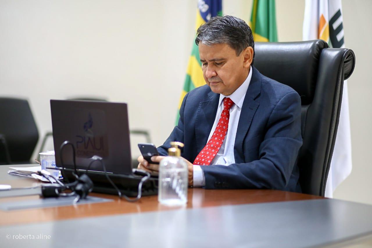 Governador Wellington Dias diz que medida permite maior regularidade (Foto: Divulgação CCOM)