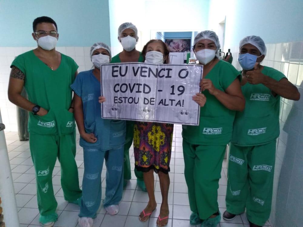 Hospital de Campo Maior já teve mais de 500 altas de pacientes com Covid-19