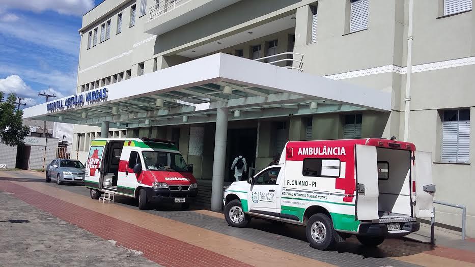 Hospital Getúlio Vargas (Foto: ascom)