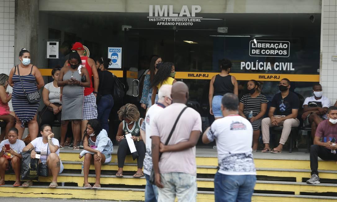 OAB identifica 15 dos 25 mortos em massacre no Jacarezinho - Imagem 1