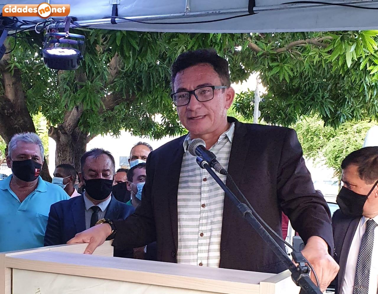 Presidente da Associação Piauiense dos Municípios (APPM), Paulo César Morais - Foto: Cidades na Net
