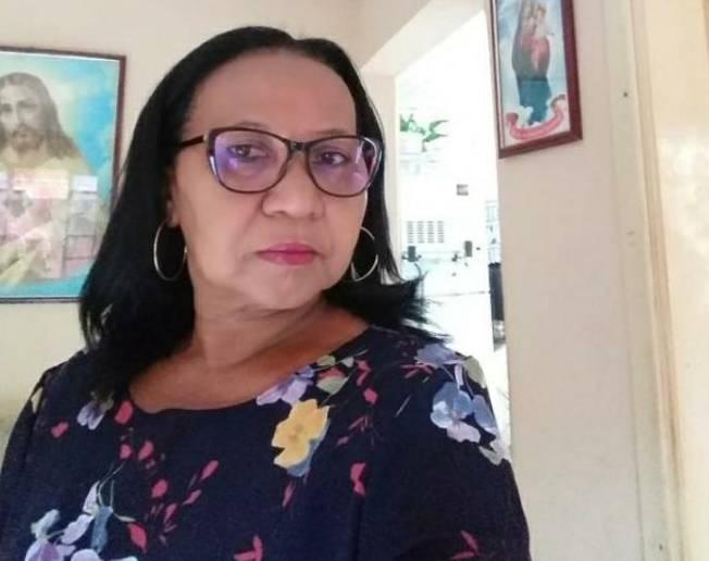 Professora morre em grave acidente no Sul do Piauí (Foto: Reprodução/ PM)