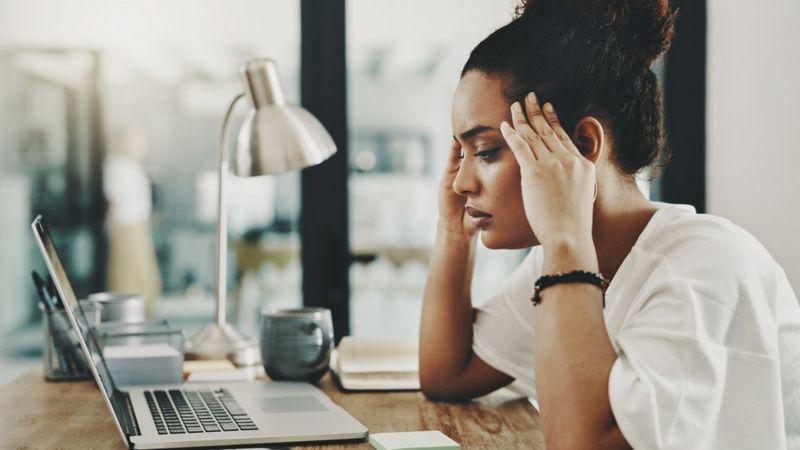 Síndrome de Burnout no trabalho (Foto: reprodução)