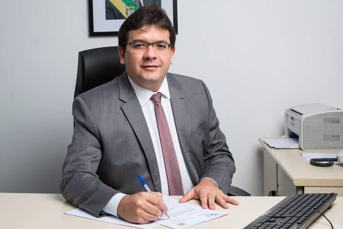 Rafael Fonteles se reúne com Marcelo Castro