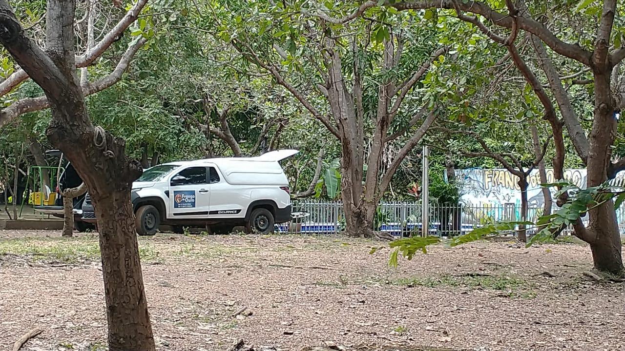Chácara onde o empresário matou a esposa no bairro Angelim na zona Sul de Teresina - Foto: Kilson Dione/Portal Meio Norte