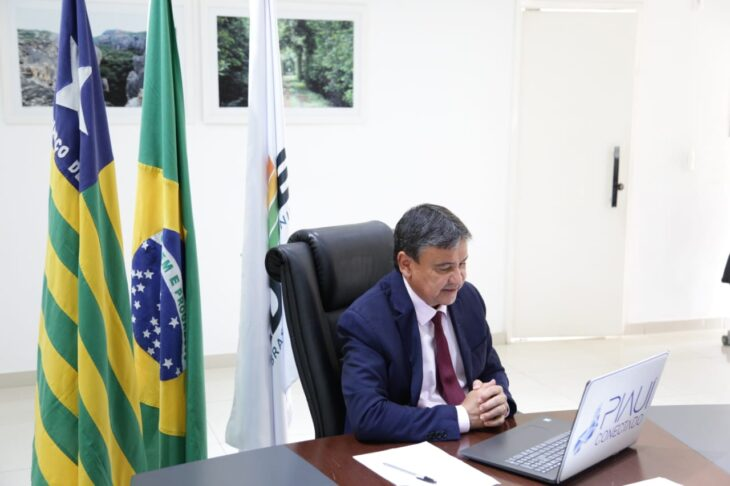 Governador do Piauí, Wellington Dias, publicou novo decreto prorrogando as medidas restrivas no Piauí, mas flexibilizou toque de recolher