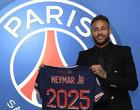 Oficial: Neymar renova contrato com o PSG até 2025