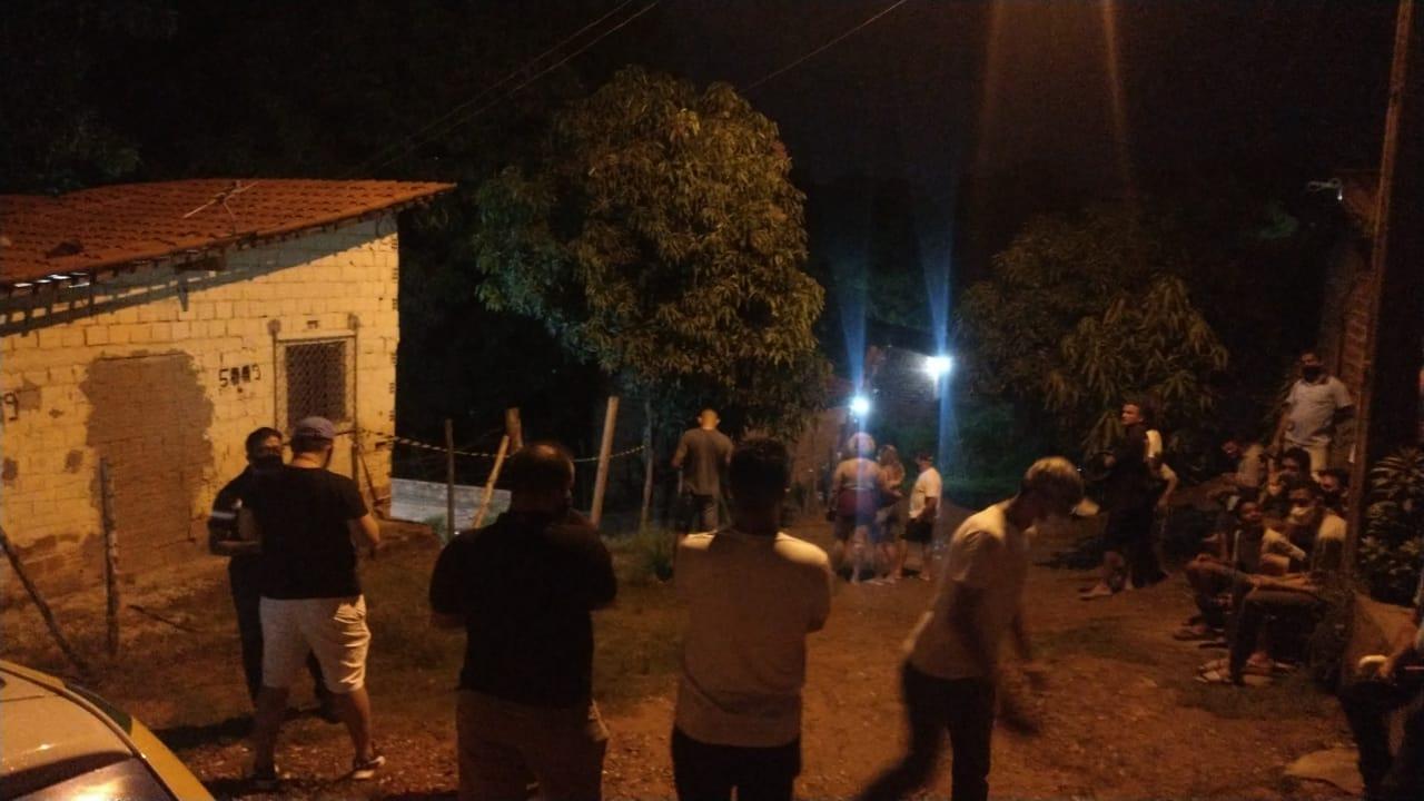 Jovem de 22 anos é executado a tiros em Teresina - Foto: Portal Meio Norte