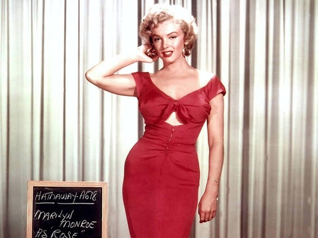Marilyn Monroe faria 95 anos hoje