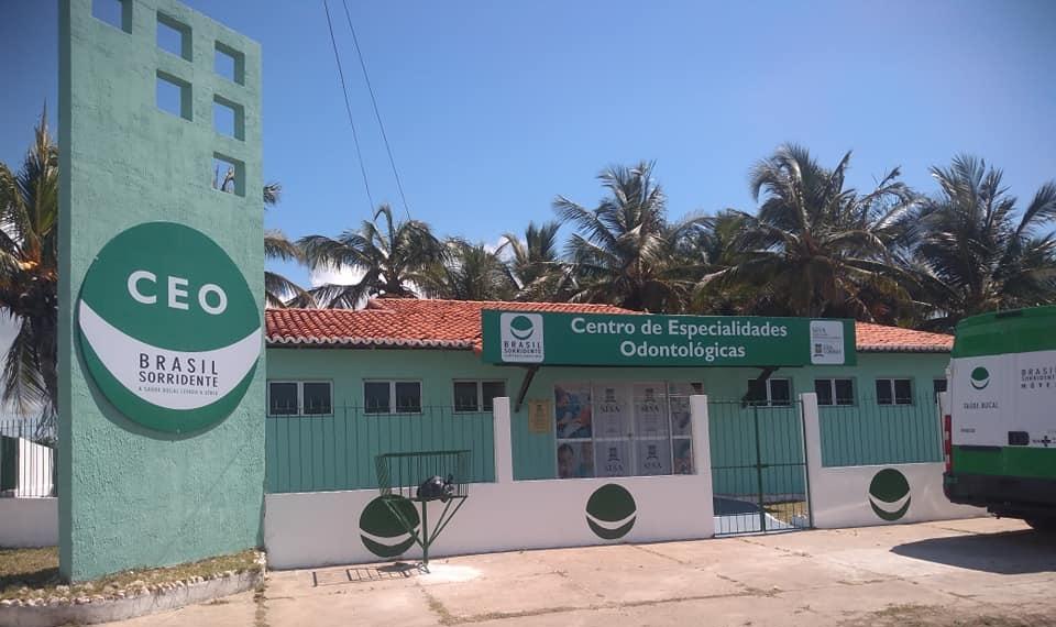 Prefeitura Municipal realiza revitalização do CEO - Imagem 1