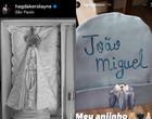 Irmã de Whindersson Nunes lamenta morte de sobrinho em post emocionante