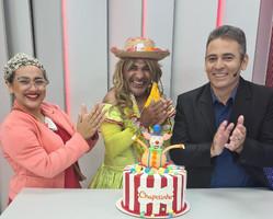 Ronda do Povão comemora aniversário do Chupetinha. Veja!