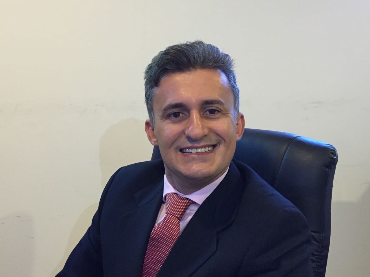 Prefeito de Curimatá, Valdecir Júnior - Foto: Reprodução/Arquivo Pessoal
