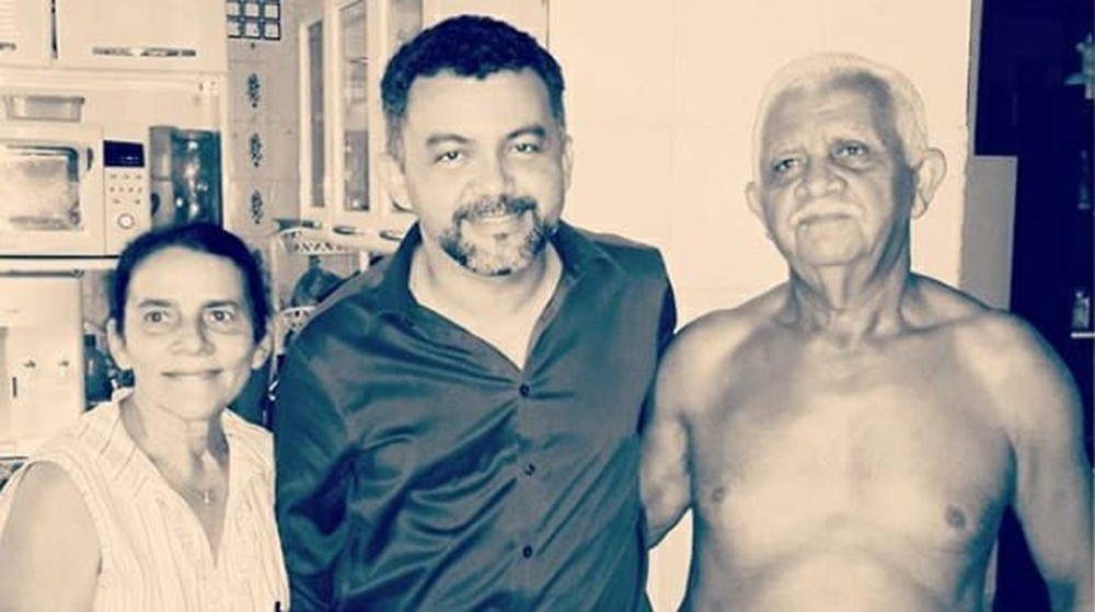 Pais do deputado federal Cléber Verde (Republicanos) foram alvo de ação criminosa em Turiaçu — Foto: Divulgação/Arquivo Pessoal