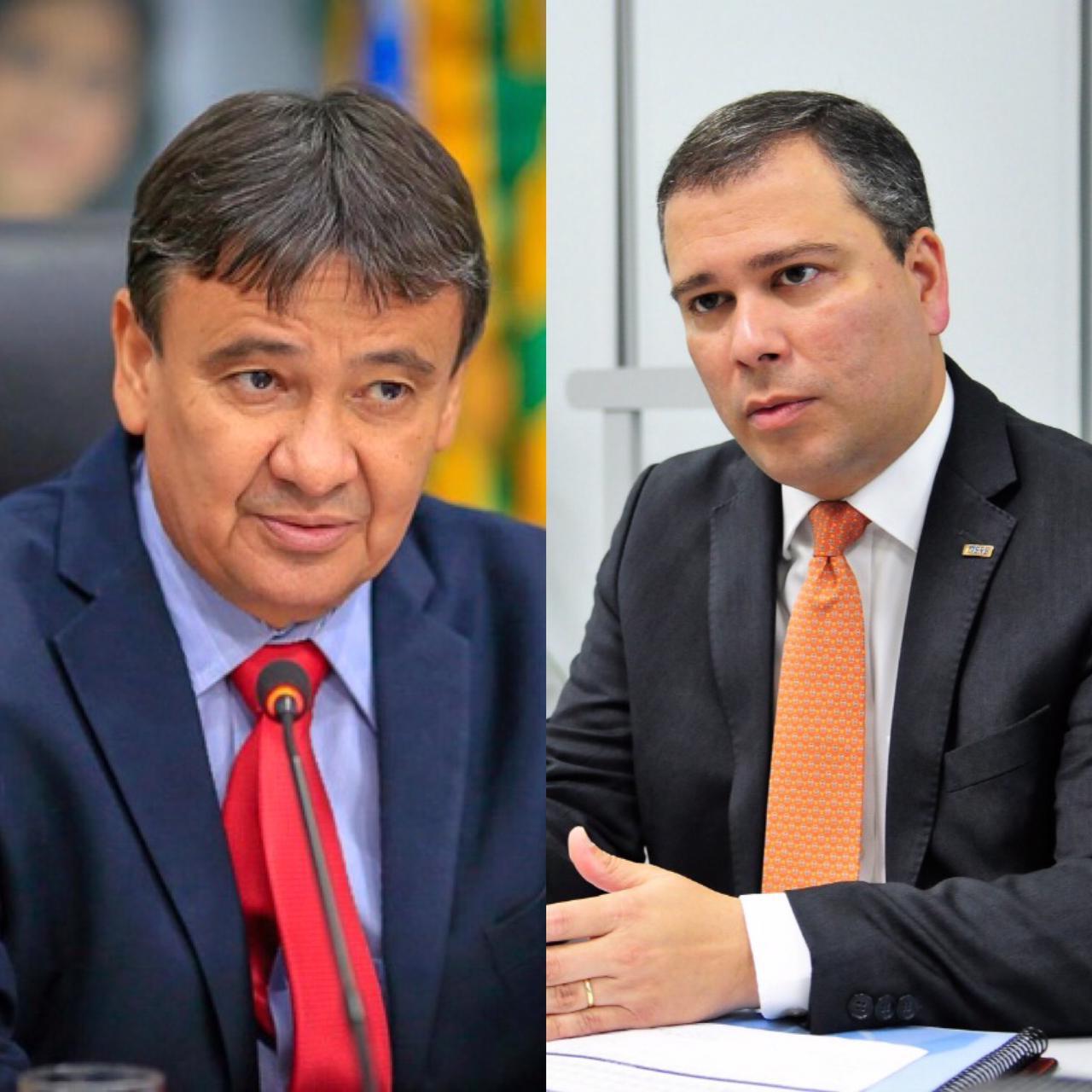Governador do Piauí se reuniu com o presidente do BRB de forma virtual