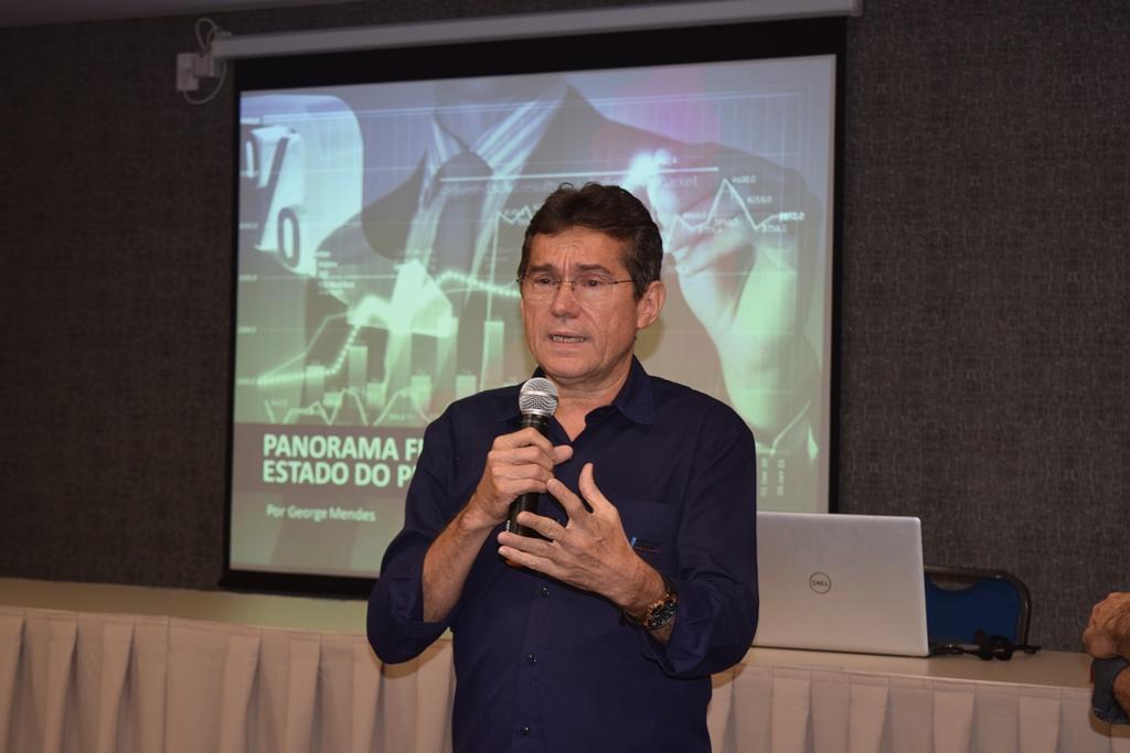 Andrade Júnior é presidente do CIEPI