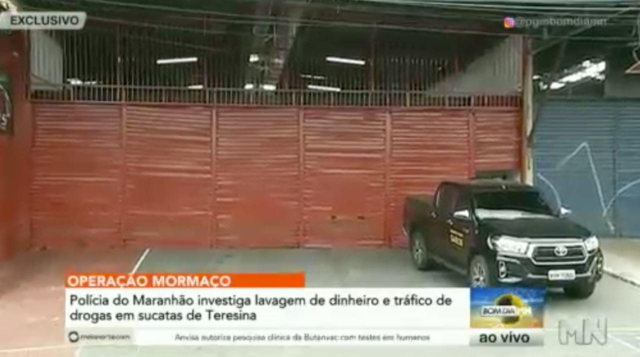 Polícia deflagra operaçao e cumpre mandados em Teresina