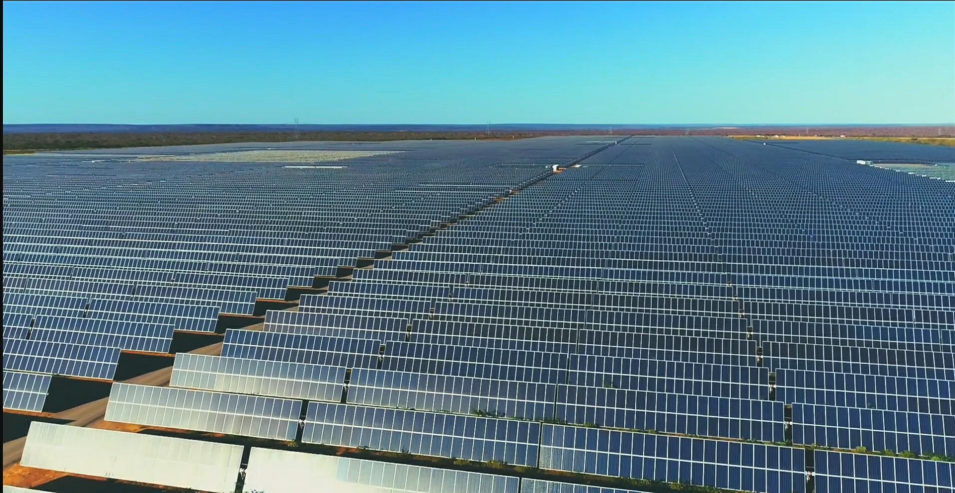 Piauí alcança a liderança na capacidade de produção de energia solar - Foto: Divulgação