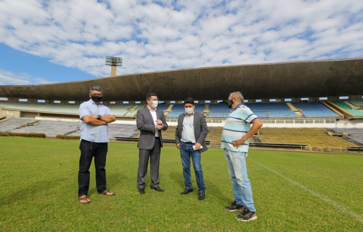 A proposta é que o local seja readequado para a realização de cursos na área de esportes - Foto: Ascom