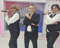 TBT DO RONDA: Airton e Chupetinha relembram sucessos do grupo Dominó