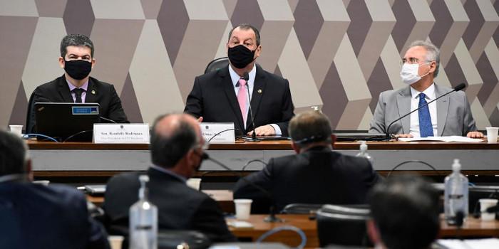 Senado vai recorrer ao STF para Wilson Lima depor à CPI da Pandemia