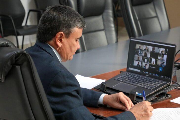 O governador Wellington Dias vai depor na CPI da covid dia 30