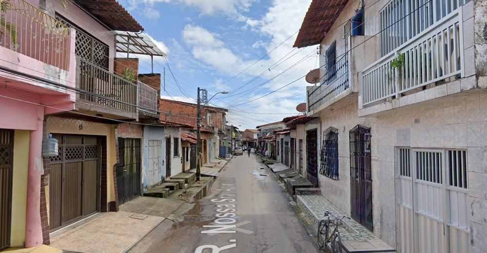 Caso ocorreu no bairro de Fátima, em São Luís (Foto: Reprodução)