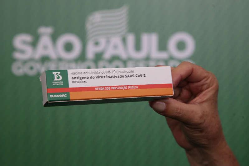 Butantan vai iniciar testes clínicos da ButanVac em humanos (Foto: Divulgação/Governo do estado de São Paulo/Veja SP)