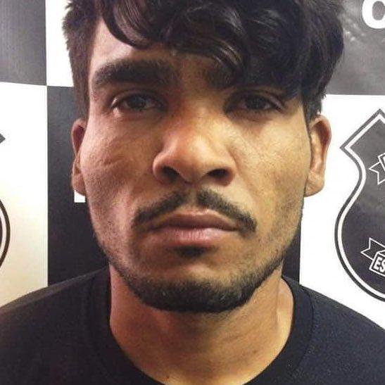 Lázaro Barbosa de Sousa, o serial killer de Brasília. Crédito: Reprodução/Twitter.