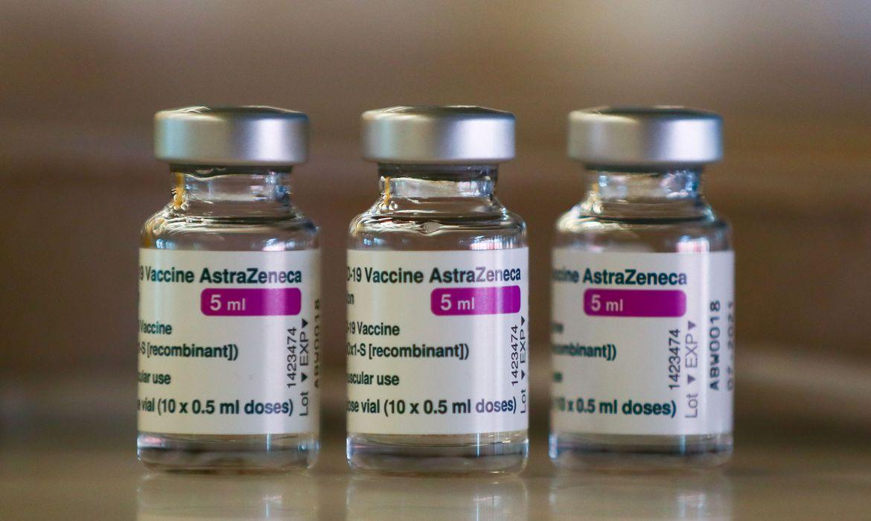 Astrazeneca é um dos imunizantes em aplicação no Estado do Piauí. Crédito: Agência Brasil.