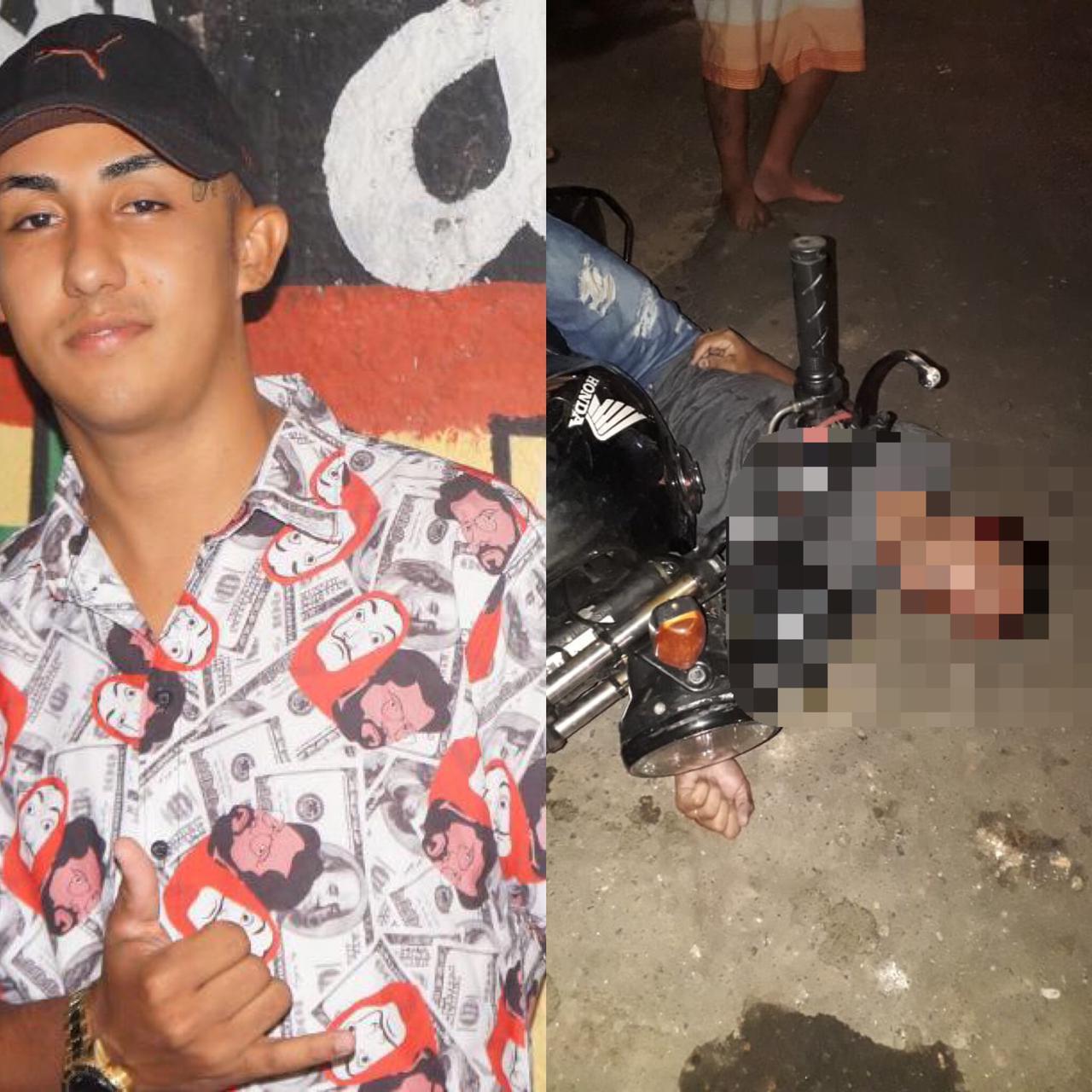 Jovem é morto a tiros ao sair de festa em Teresina
