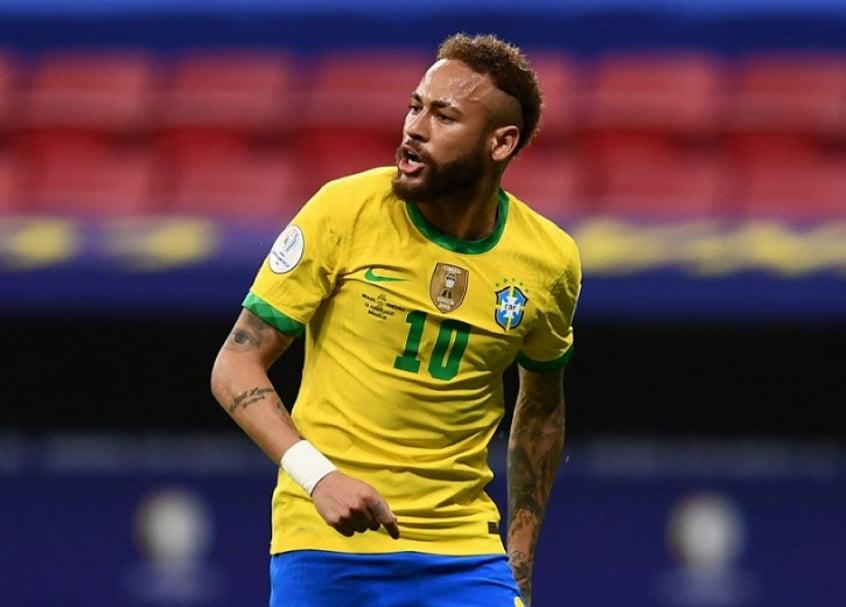 Neymar vai ultrapassar Pelé e bater novo recorde de gols antes da Copa- Foto: Evaristo Sa/AFP