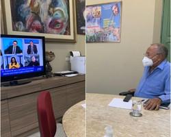 Ao Jogo do Poder, Dr. Pessoa confirma André Lopes secretário de Governo