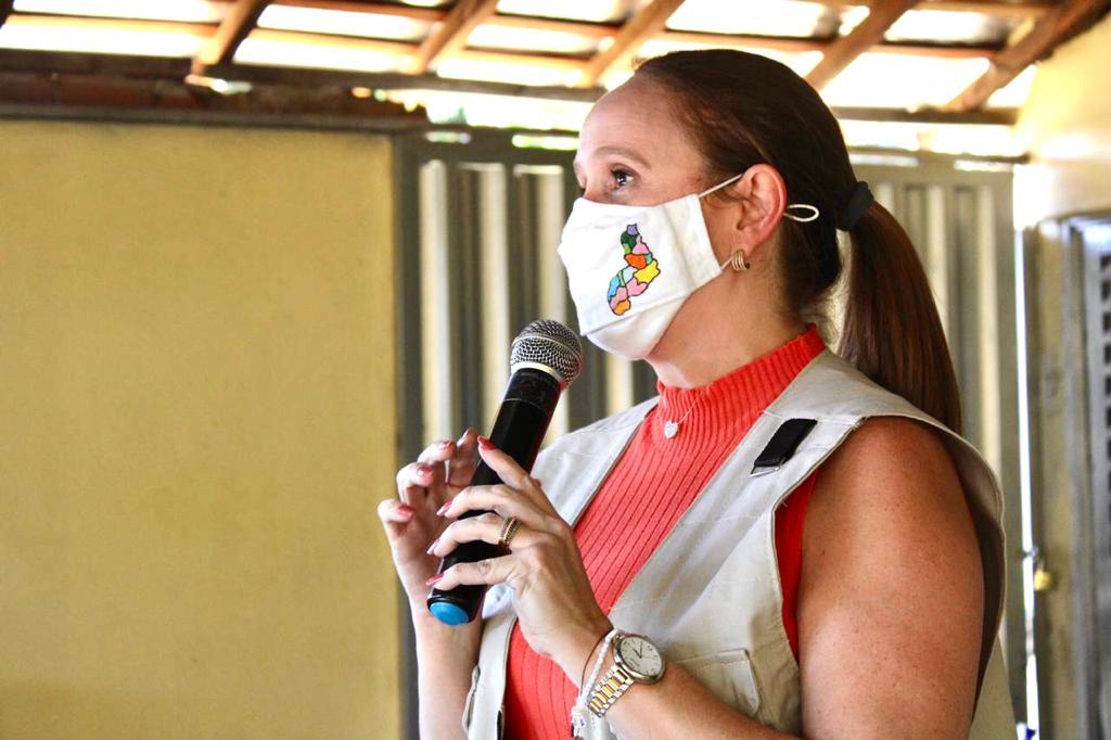 Viviane Moraes Moura, superintendente de PPP Piauí. Crédito: Ascom/Suparc.