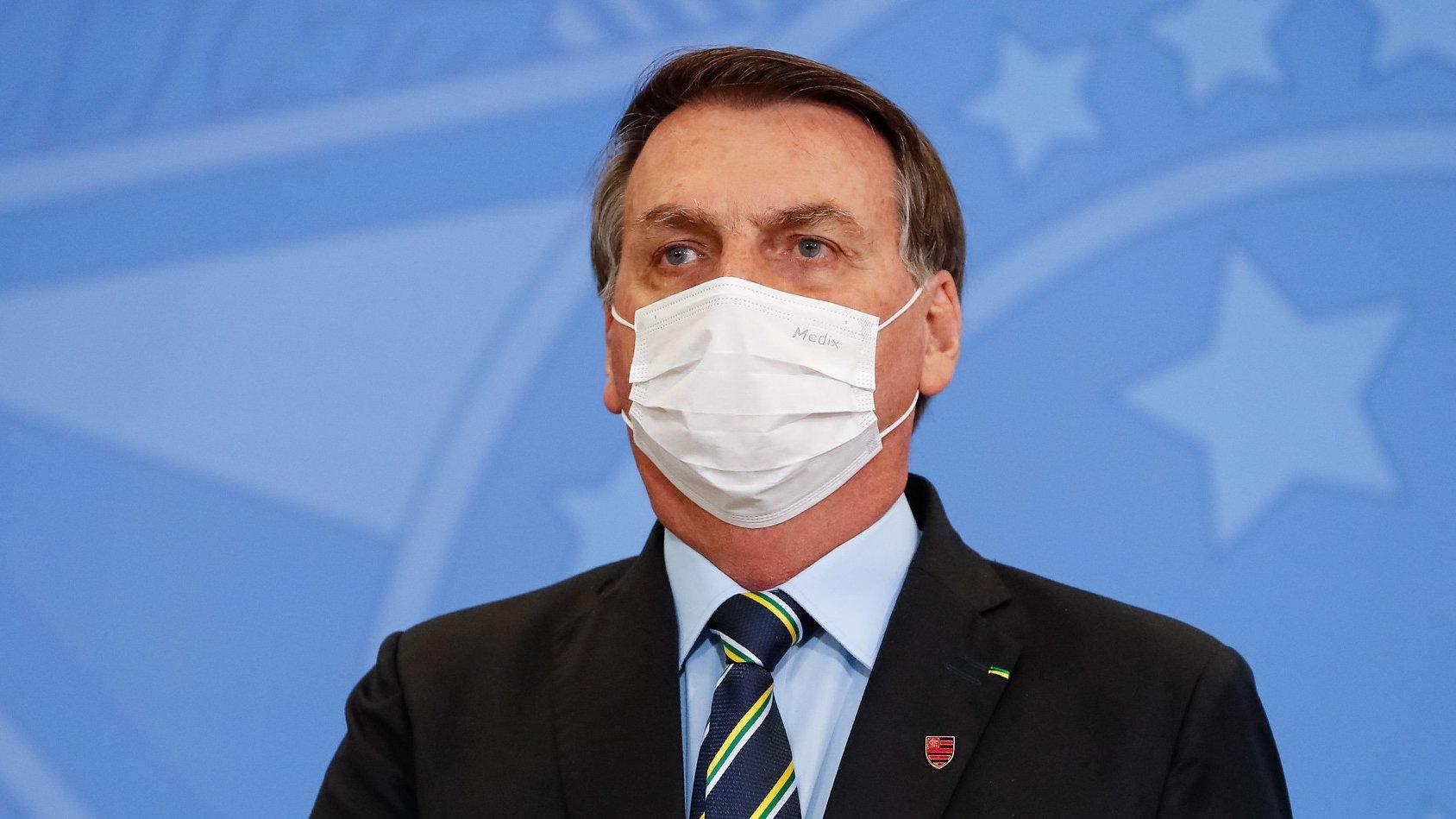 Jair Bolsonaro diz que auxílio emergencial será prorrogado Foto: Agência Brasil