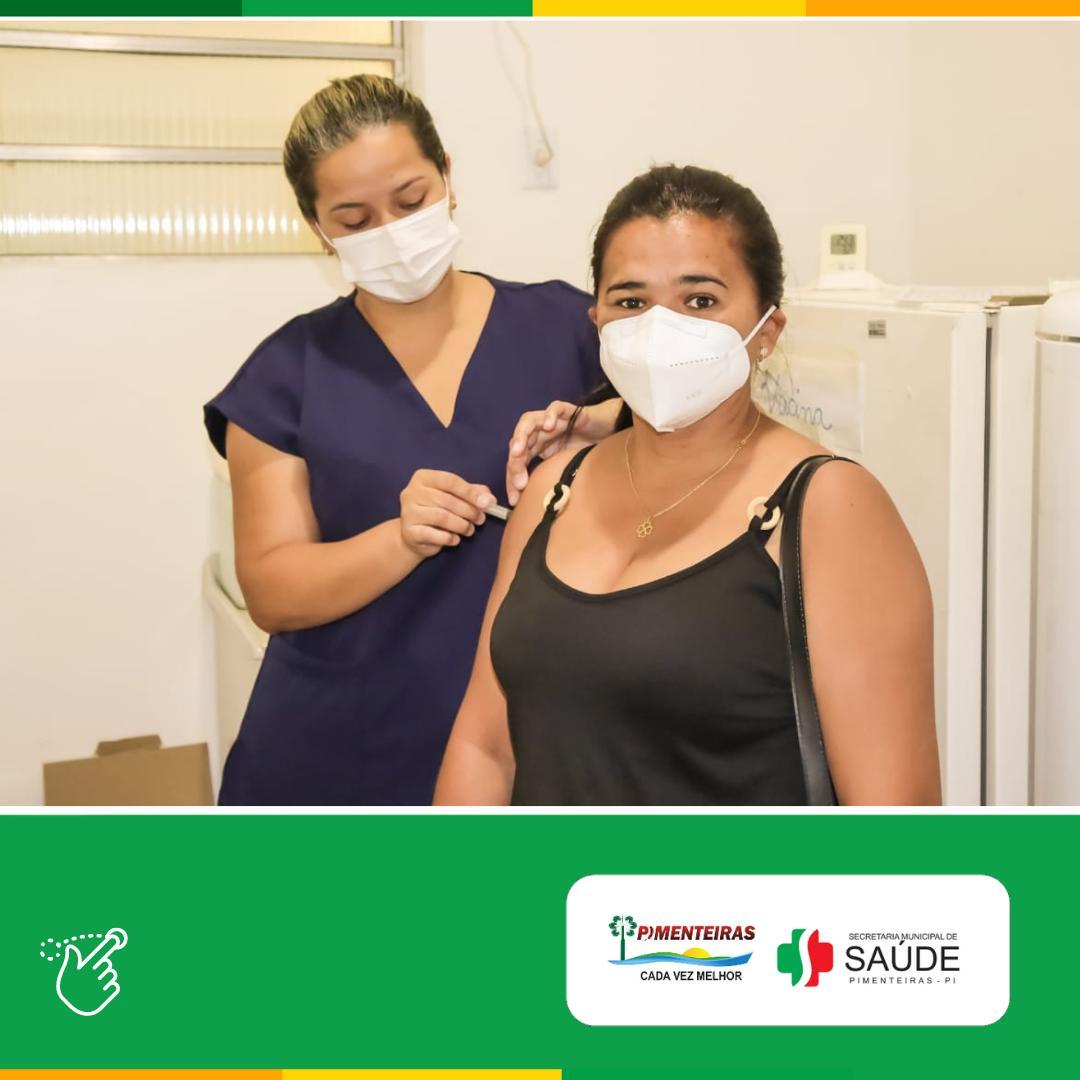 Pimenteiras vacinará Profissionais da Assistência Social e demais grupos - Imagem 8
