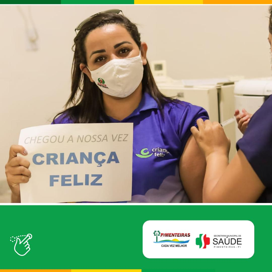 Pimenteiras vacinará Profissionais da Assistência Social e demais grupos - Imagem 9