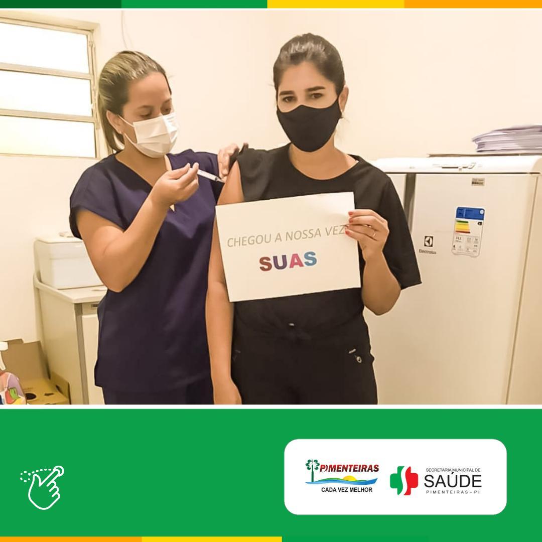 Pimenteiras vacinará Profissionais da Assistência Social e demais grupos - Imagem 2