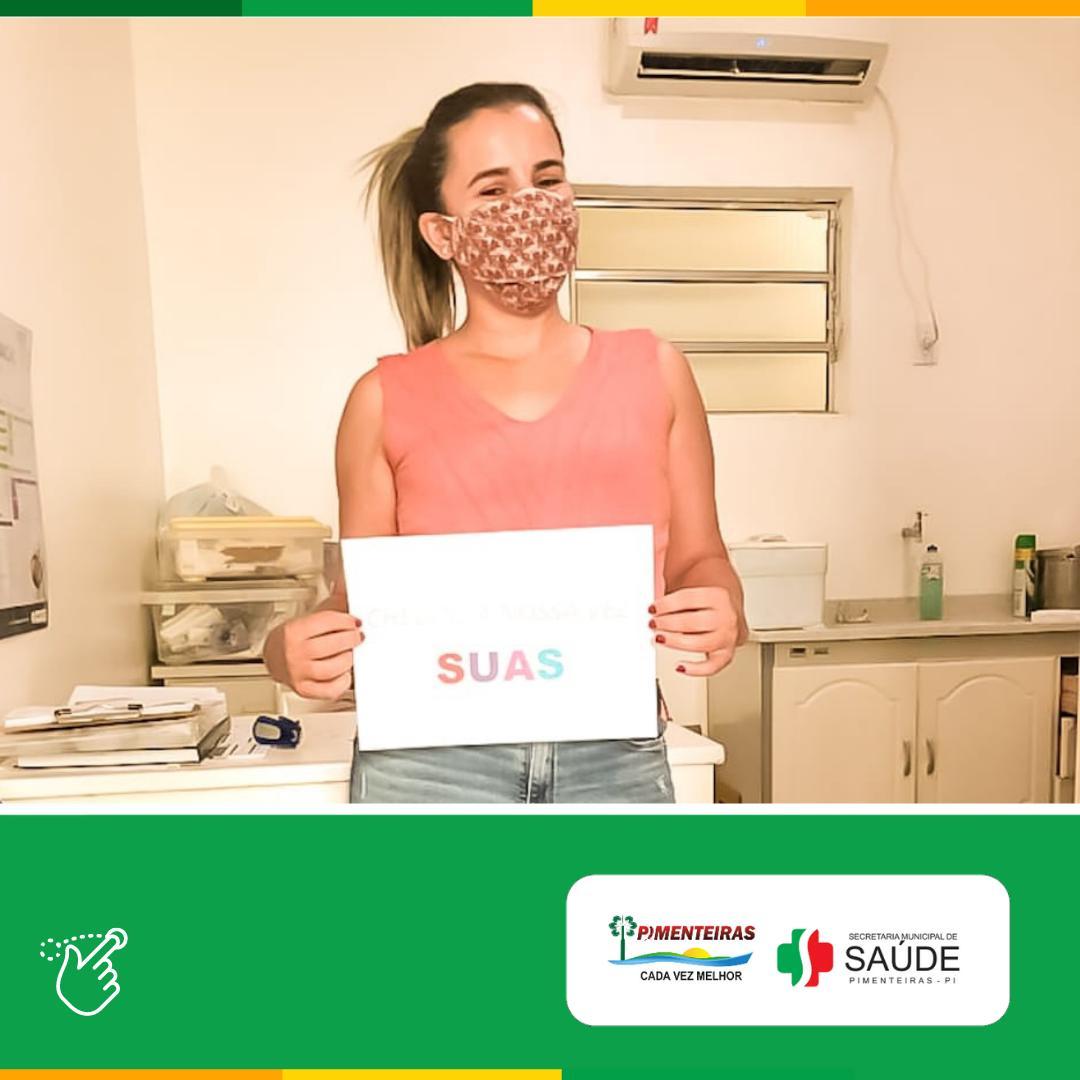 Pimenteiras vacinará Profissionais da Assistência Social e demais grupos - Imagem 3