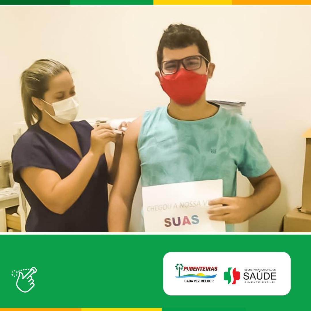 Pimenteiras vacinará Profissionais da Assistência Social e demais grupos - Imagem 6