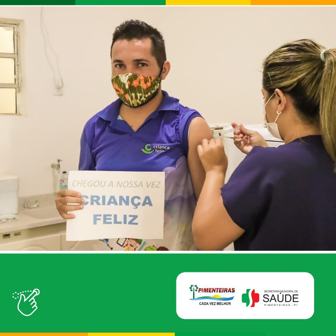 Pimenteiras vacinará Profissionais da Assistência Social e demais grupos - Imagem 4