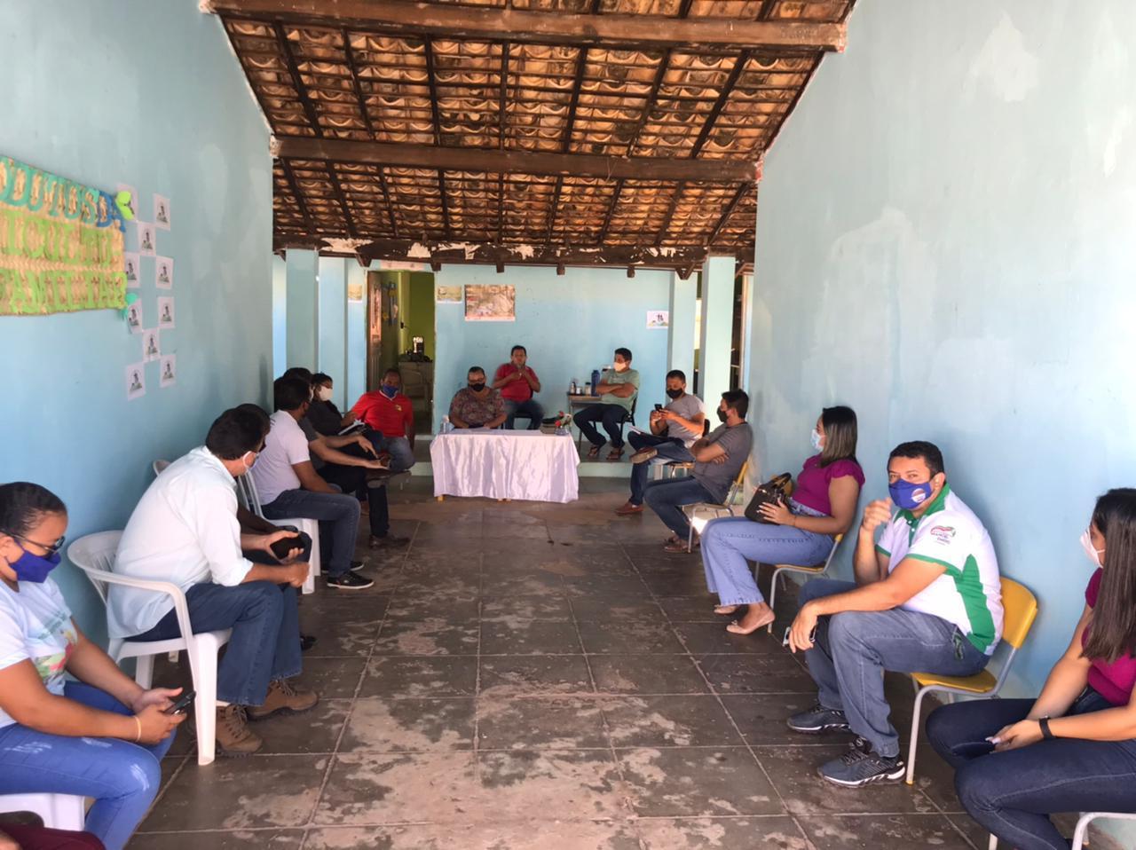 Secretaria realiza reunião para renovar Conselho Municipal em Manoel Emídio - Imagem 5