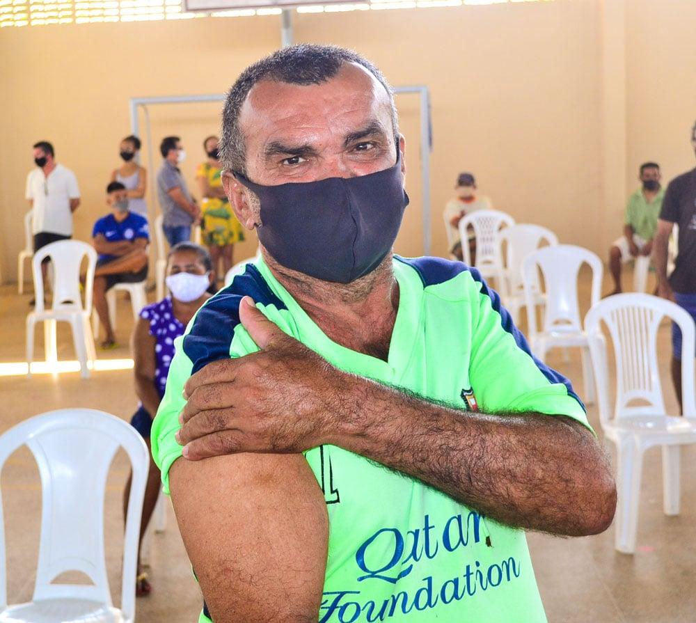 Joaquim Pires inicia imunização do público entre 55 a 59 anos - Imagem 8