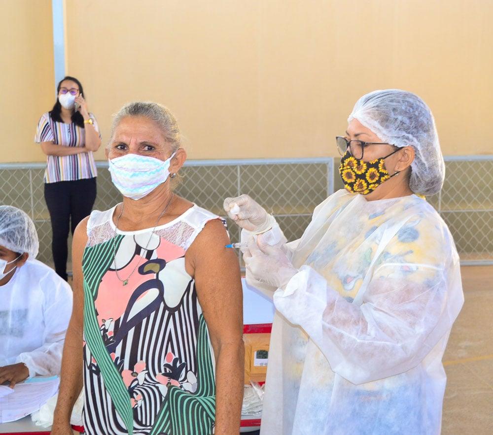 Joaquim Pires inicia imunização do público entre 55 a 59 anos - Imagem 10