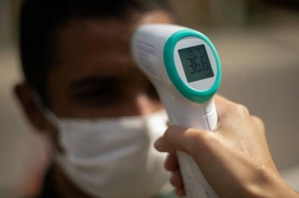 Controle da temperatura é uma das formas de acompanhar a transmissão do vírus/reprodução
